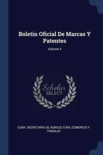 BOLETIN OFICIAL DE MARCAS Y PA