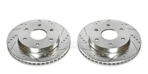 TARAZON Rotor de disco de freno delantero para Yamaha XVS 535 Virago 96-00 XVS 600 650 DRAG STAR