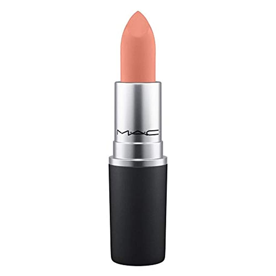 コメンテーターゴシップ宣伝MAC Powder Kiss Lipstick Color: My Tweedy