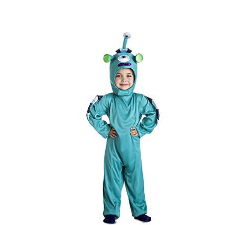 Car&Gus Disfraz de Alienígena Para Niños