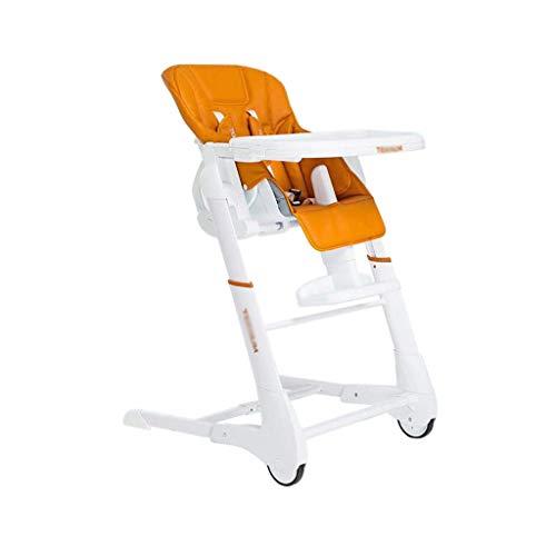 N/Z Living Equipment Adjustable Baby Highchair Portable Feeding Chair Booster Recline
