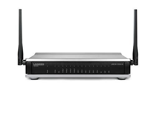 LANCOM 1793VA-4G (EU), VPN Business-VoIP-Router, VDSL2/ADSL2+-Modem (VDSL-Supervectoring), LTE, 4x GE-Ports