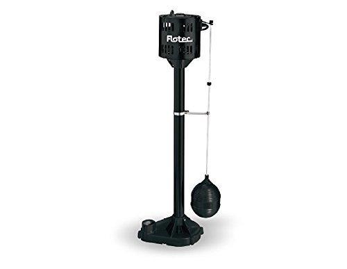 Flotec FPPM3600D-01/09 1/3 HP Pedestal Sump Pump