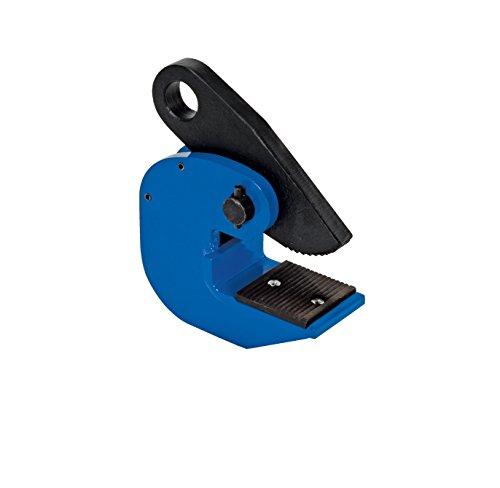 Vestil HPC-40 Horizontal Plate Lifting Clamp, Steel, 1-1/4