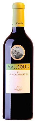 Malleolus - Vino tinto de Sancho Martín 2009 Ribera del Duero