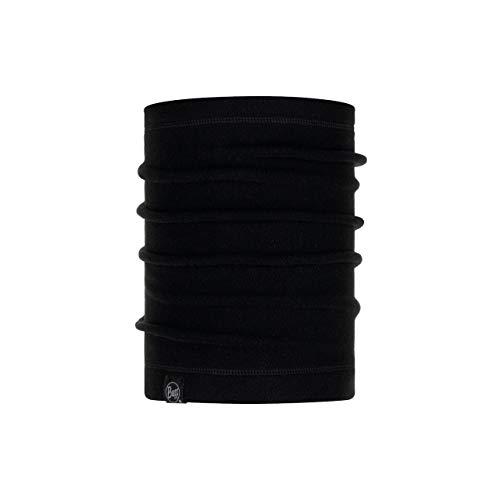 Buff Solid Cache-Cou Polaire Mixte Adulte, Noir, FR Unique Fabricant : Taille One sizeque
