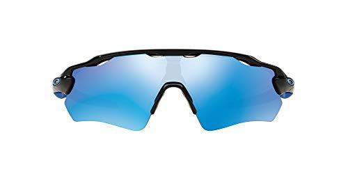 Oakley Sportbrille Radar EV Path, Gafas de Sol para Hombre, Polished Black, 1