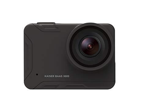 Kaiser Baas X600 4K 30FPS Action Camera 14MP WI-FI APP