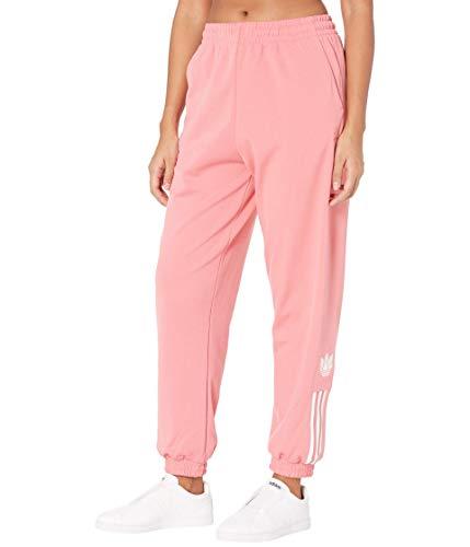 adidas Adicolor 3D Trefoil Track Pants Women's, Pink, Size XS