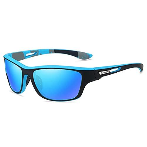 Hanone Nuevas Gafas de Sol polarizadas UV400 cuadradas para Hombre, Gafas de Sol para Mujer, Gafas de conducción Vintage para Mujer