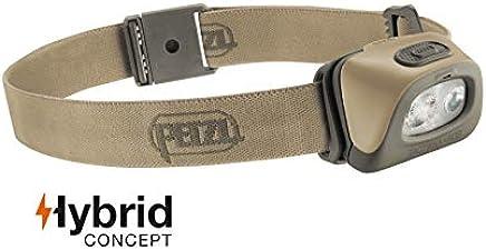 Petzl Tactikka + Rgb Hybrid Concept Headlamp - Desert - 250 Lumen