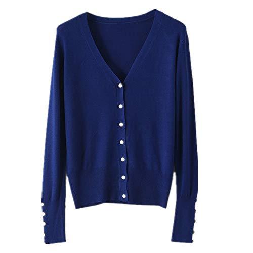 N\P Chaqueta de suéter para mujer
