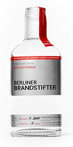Berliner Brandstifter Wodka (1 x 0.7 l)