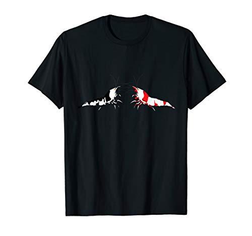 Aquascaper Aquarium - Hummel Crystal Red Zwerggarnele T-Shirt
