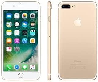 【SIMロック解除済】 Apple iPhone7 Plus 256GB ゴールド docomo