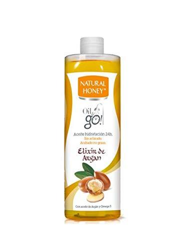 Natural Honey Elixir d'Argan Huile Corporelle
