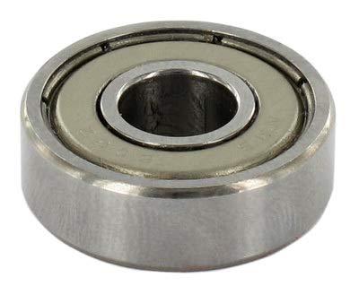 ENT 00104 Kugellager D 12,7 mm, d 4,76 mm, H 4,76 mm, Zollmaß: D 1/2, d 3/16, H 3/16''