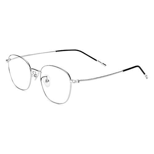 Luz Anti Azul Y Anti Radiación Fatiga De La Fatiga Vidrios Hombre Hombre Anciano Hyperopía Presbicia Presbicia Eyewear Óptico Con Dioptrías +1.00 A +3.00