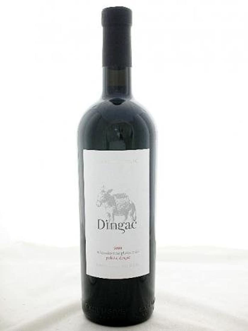 打倒使い込む色合いディンガチ【Dingac】【クロアチア産?赤ワイン?辛口?フルボディ?750ml】