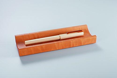 Stifteablage aus Holz