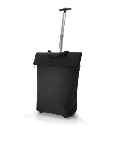 Reisenthel trolley M Einkaufstasche, Polyester, black, One Size