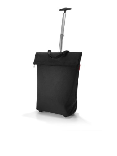 Reisenthel Trolley M Bagaglio a Mano 53 Centimeters 43 Nero (Black)