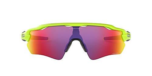 Oakley Radar EV Path - Gafas de Sol, Hombre, Multicolor (Retina Burn/Prizm Road), talla del fabricante: 38