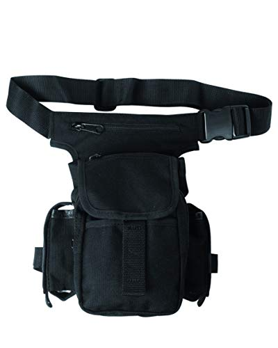 Mil-Tec Multi Pack 1000 D NYL Schwarz