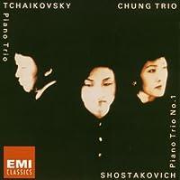 チャイコフスキー:ピアノ三重奏曲「偉大な芸術家の想い出」