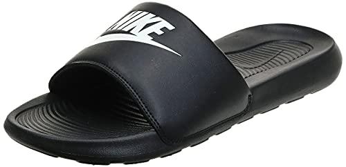 Nike Victori One Slide, Sandal Hombre, Black/White-Black, 44 EU