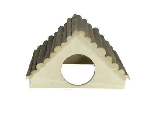 Elmato 10426 - Casa para cobayas con techo para escalar
