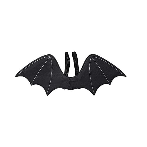 Magent Halloween Alas de Murciélago Halloween Bat Wings Disfraces Niños Cosplay Accesorio para Carnaval Partido