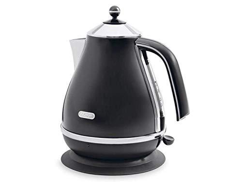 DeLonghi KBO 2001 BK Wasserkocher, 2000 Watt schwarz