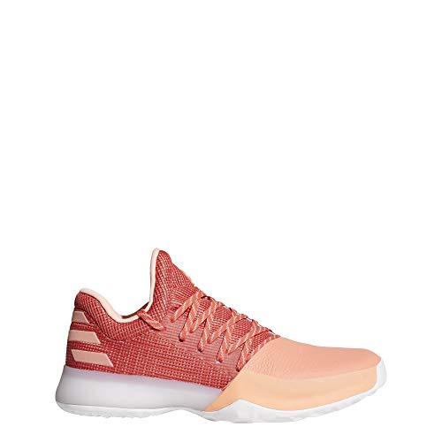 adidas Herren Harden Vol. 1 Basketballschuhe Orange (Cortiz/Esctra/Griuno 000) 50 2/3 EU