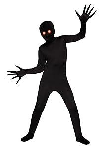 Boys Fade Eye Shadow Demon Costume Medium