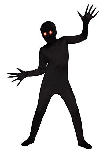 Fun World Kid's Med/Fade Eye Skin Suit Chld Childrens Costume, Multi, Medium