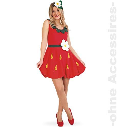FRIES Emily Strawberry, Kleid + Haarreif