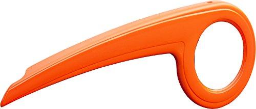 DEKAFORM Fahrrad Kettenschutz 180-2 bis 36/38 Zähne für Falter Puch Rabeneick Victoria Velo Fahrrad * orange