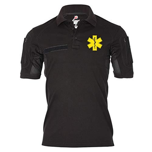 Copytec Tactical Polo Medical Service di emergenza, salvavita Alfa Held Medic Arzt #25781 Nero S