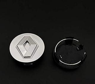XINRUIBO 60mm 4pcs W240 Negro Coche Insignia del Emblema de la Etiqueta engomada del Eje de Rueda Tapas Centro Aplicar for Mazda 2 3 6 ATENZA Axela CX-5 CX-7 CX-8 Tapas para Llantas