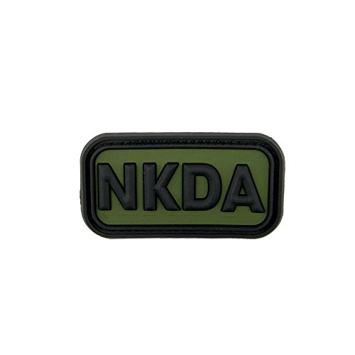 3D-Patch NKDA - No Known Drug Allergies forest