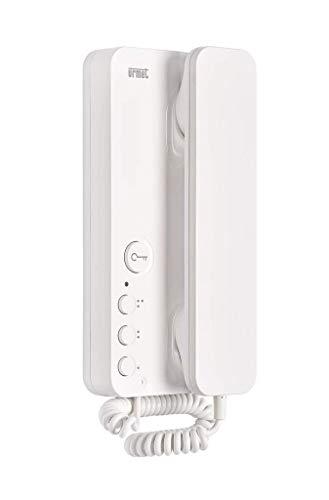 Citofono Urmet 1183/5 Comfort con pulsante apriporta 3 pulsanti aggiuntivi 5 diverse suonerie