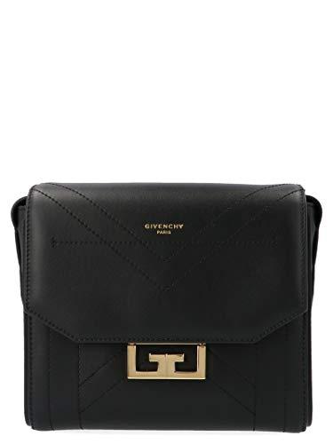 Luxury Fashion | Givenchy Dames BB50B1B0N5001 Zwart Leer Schoudertassen | Lente-zomer 20