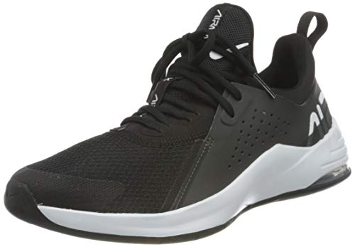 Nike Damen Air Max Bella Tr 3 Gymnastics Shoe, Black/White-Dark Smoke Grey, 39 EU