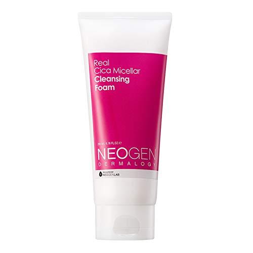 Neogen Real Cica Micellar Cleansing Foam