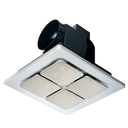 Release Ventilador Extractor de baño, Extractor de Cocina Ventilador de Techo Integrado de 8 Pulgadas, baño