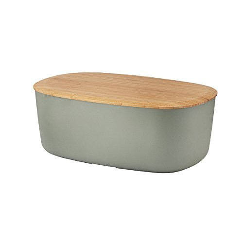 RIG-TIG Box-IT Brotkasten - grau [SP] UVP. 69,95 €