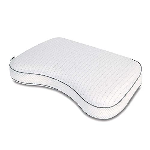 Kissen Nackenstützkissen Memory Foam Orthopädisches Kissen Schlafkissen Für Erwachsene Atmungsaktiv