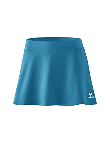 Erima GmbH Basic Falda De Tenis, Unisex niños, Oriental Blue, 152