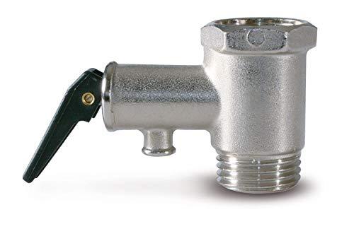 Anzapack 852063F Válvula seguridad termo